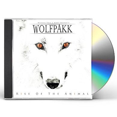 Wolfpakk RISE OF THE ANIMAL CD