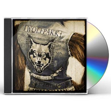 Wolfpakk WOLVES REIGN CD