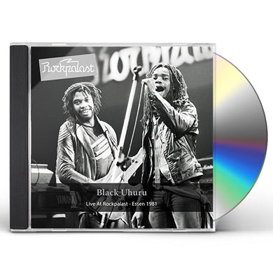 Black Uhuru LIVE AT ROCKPALAST CD