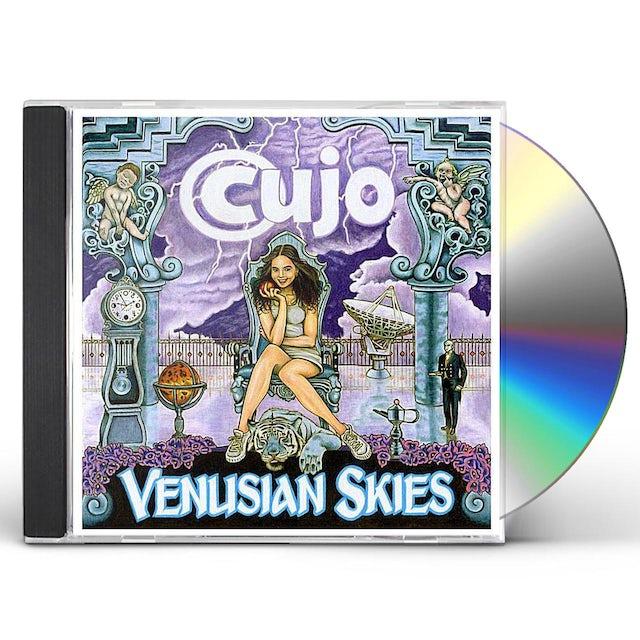 Cujo VENUSIAN SKIES CD