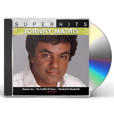 Johnny Mathis SUPER HITS CD