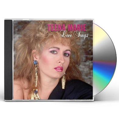 Teena Marie LOVE SONGS CD