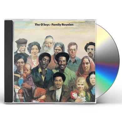 The O'Jays FAMILY REUNION CD