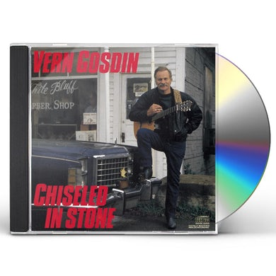Vern Gosdin CHISELED IN STONE CD