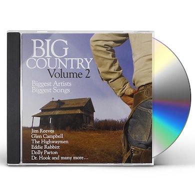 VOL. 2-BIG COUNTRY CD