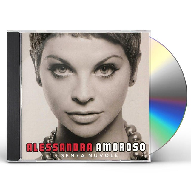 Alessandra Amoroso SENZA NUVOLE CD