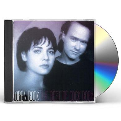 COCK ROBIN OPEN BOOK: BEST OF CD