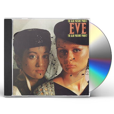 Alan Parsons Project Eve (Expanded Edition) CD
