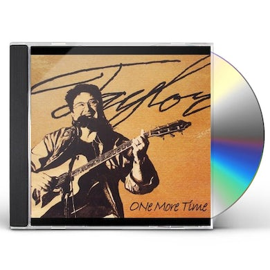 Taylor ONE MORE TIME CD