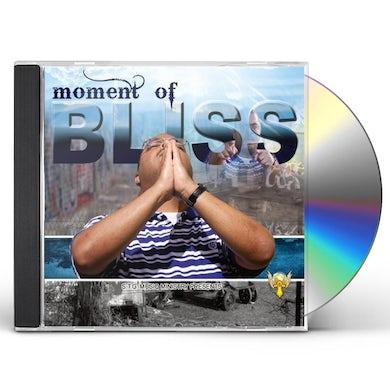 MOMENT OF BLISS CD