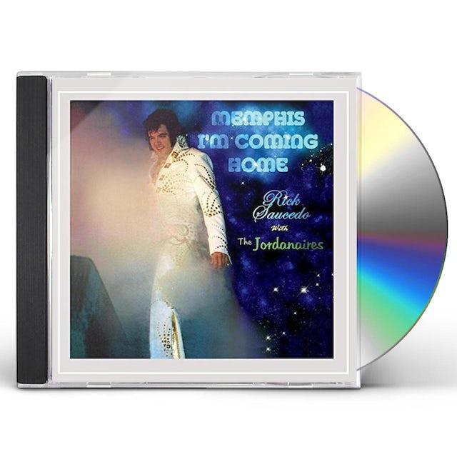 Rick Saucedo MEMPHIS I'M COMING HOME CD