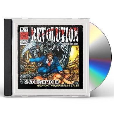 REVOLUTION SACRIFICE CD