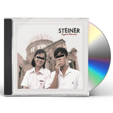 Steiner FIGURE THIS OUT CD