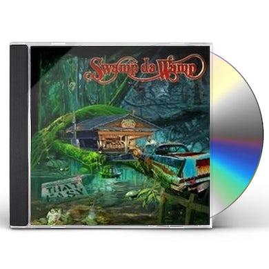Swamp da Wamp THAT EASY CD