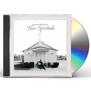 Reverend KM Williams NEW SPIRITUALS CD