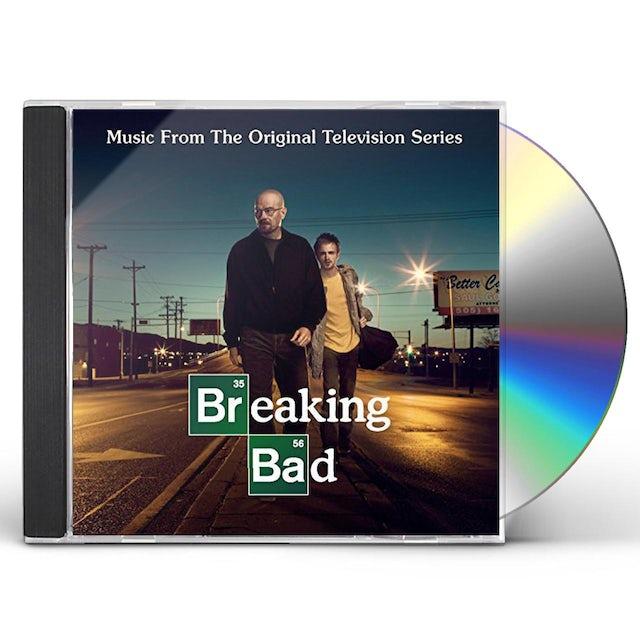 Various Artists BREAKING BAD CD