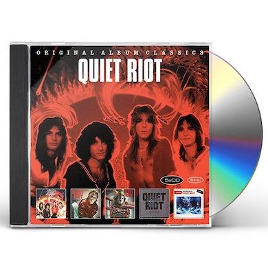 Quiet Riot ORIGINAL ALBUM CLASSICS CD
