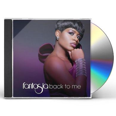 Fantasia BACK TO ME CD