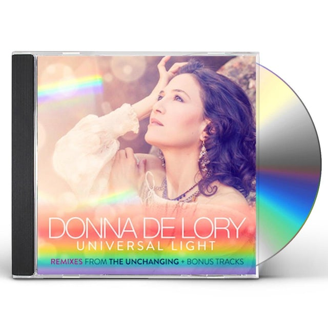 Donna De Lory UNIVERSAL LIGHT REMIXES FROM THE UNCHANGING CD