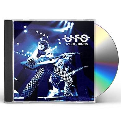 Ufo LIVE SIGHTINGS CD