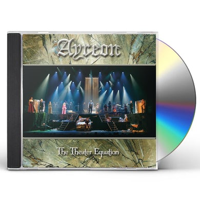 Ayreon THEATER EQUATION CD