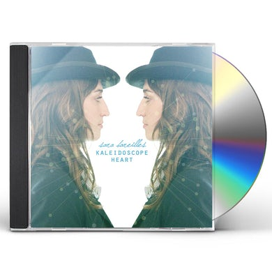 Sara Bareilles KALEIDOSCOPE HEART CD