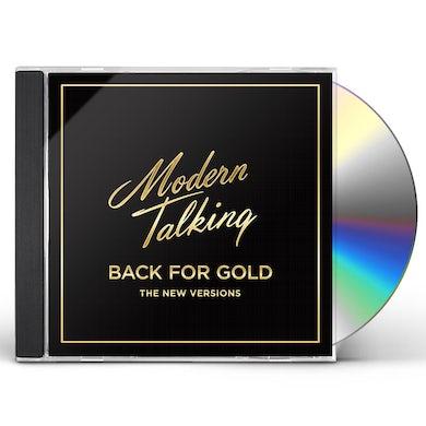 Modern Talking BACK FOR GOLD CD