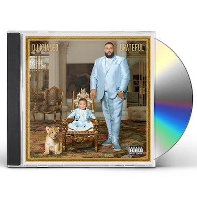 DJ Khaled GRATEFUL CD