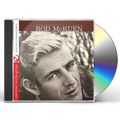 Rod McKuen NEW SOUNDS IN FOLK MUSIC CD