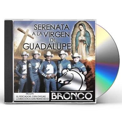 Bronco SERENATA A LA VIRGEN CD