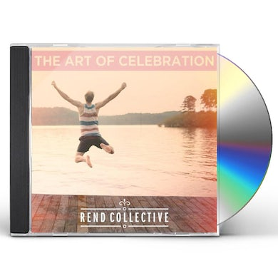 Rend Collective THE ART OF CELEBRATION CD