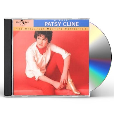 Patsy Cline UNIVERSAL MASTERS COLLECTION CD