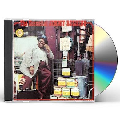 Jimmy Rushing ESSENTIAL CD
