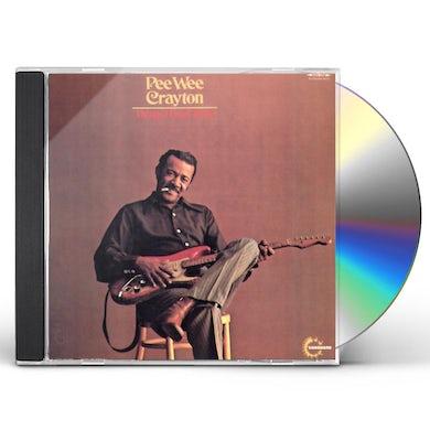 Pee Wee Crayton THINGS I USED TO DO CD