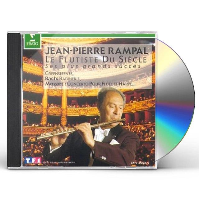 Jean Pierre Rampal BEST OF RAMPAL CD
