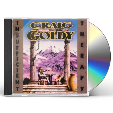Craig Goldy INSUFFICIENT THERAPY CD