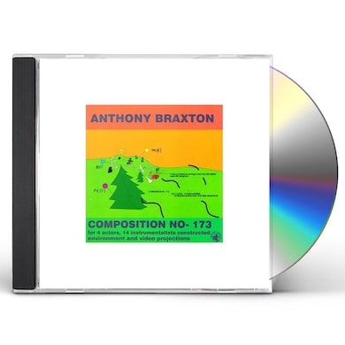 Anthony Braxton COMPOSITION NO-173 CD
