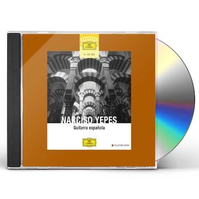 Narciso Yepes GUITARRA ESPAGNOLA CD