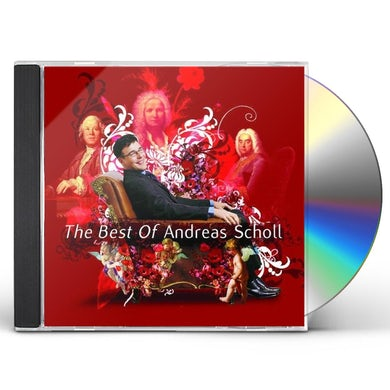 BEST OF ANDREAS SCHOLL CD