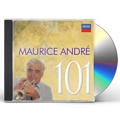 MAURICE ANDRE 101 CD