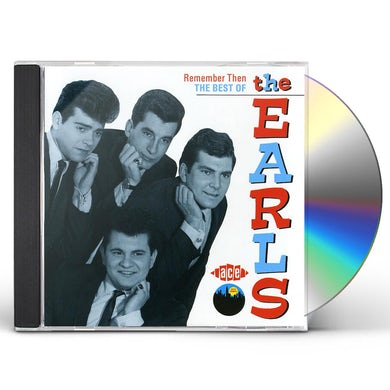 Earls BEST OF: REMEMBER THEN CD