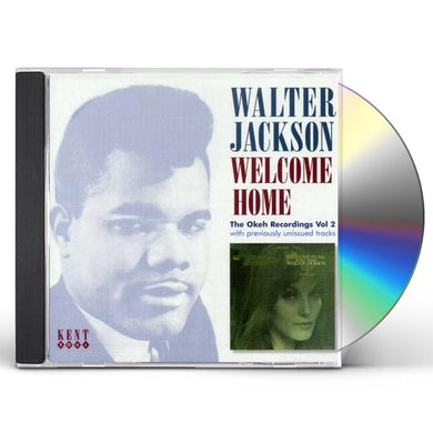 Walter Jackson WELCOME HOME: THE OKEH RECORDINGS 2 CD