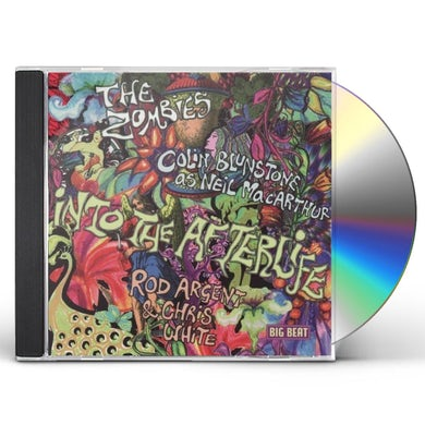 The Zombies INTO THE AFTERLIFE CD