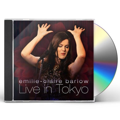 Emilie-Claire Barlow LIVE IN TOKYO CD