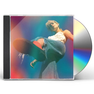 Jetty Bones Push Back CD