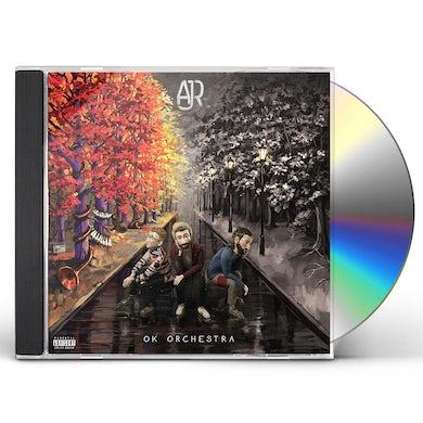 AJR Ok Orchestra CD