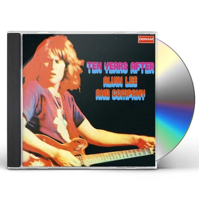 Ten Years After ALVIN LEE & COMPANY CD