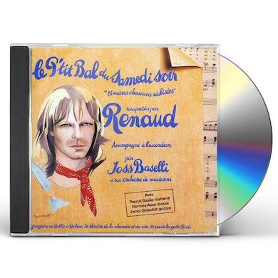 Renaud P'TIT BAL DU SAMEDI SOIR CD