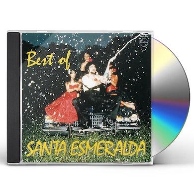 Santa Esmeralda BEST OF CD