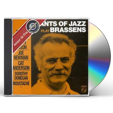 Georges Brassens PLAY BRASSENS CD